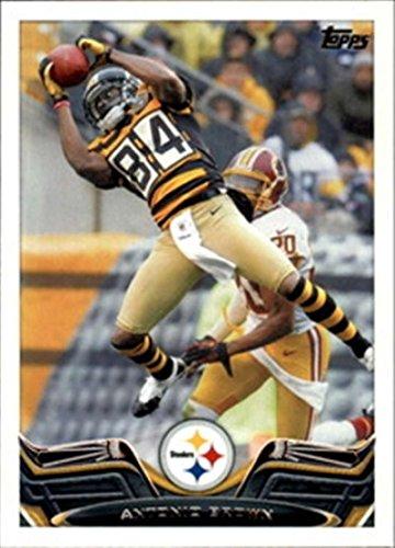 2013 Topps w Rookies Pittsburgh Steelers Team Set 11 Cards Le'Veon Bell RC from Topps w Rookies Pittsburgh Steelers