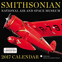 Smithsonian National Air and Space Museum 2017 Wall Calendar
