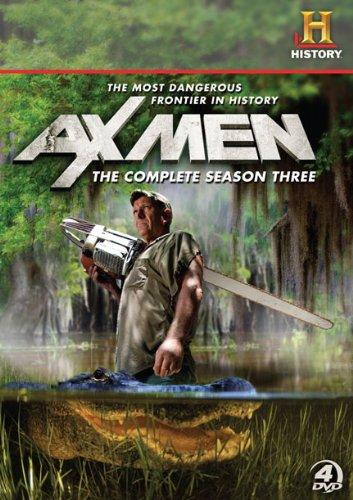 Ax Men: The Complete Season 3 [DVD] by A&E