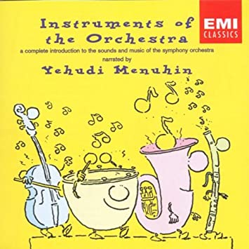 Instruments of the Orchestra: Amazon.co.uk: Music