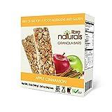 Nut Free, Gluten Free >> Apple Cinnamon Vegan Granola Bar - Libre Naturals, 28 gram, 5 pack x 6 (30 Bars)