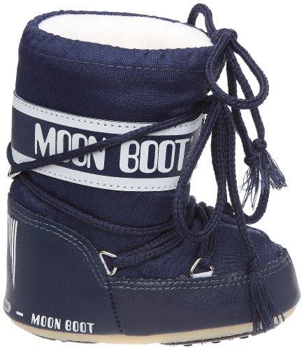 Stivali Blu Mini Nylon Bambino Moon 002 Boot Unisex Boot IZ0qxHR