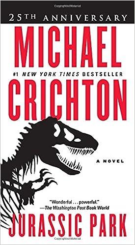 Michael Crichton - Jurassic Park Audiobook