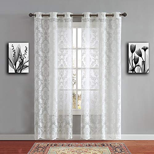 (Warm Home Designs Pair of Standard Length 38