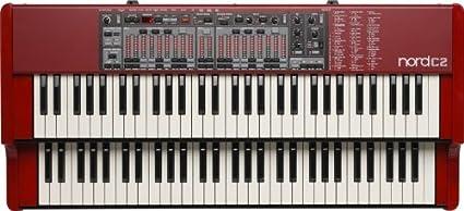 Nord C2-COMBO - C2 combo organ organo de 2 teclados