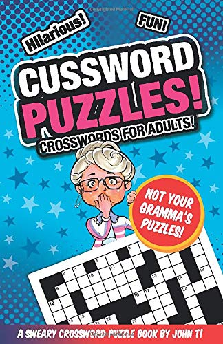 Cussword Puzzles Crosswords Crossword Searches product image