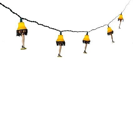 a christmas story kurt adler ul 10 lights leg lamp light set - What Year Is Christmas Story Set