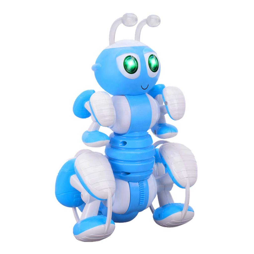 DDLmax Multi-Function Remote Control Ant Toy Programmable Music Dance Tell Story RC Toy by DDLmax (Image #2)