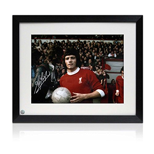 Kevin Keegan Signed And Framed Liverpool FC Football Photo: Anfield Debut