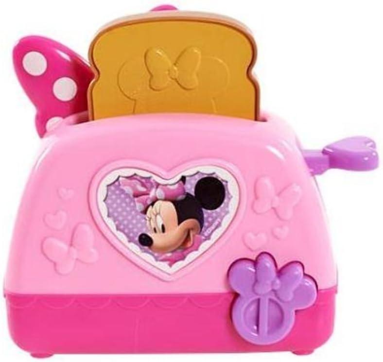 Toaster Disney Minnie Mouse Mini Appliances