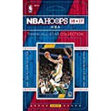 2016 2017 Hoops Basketball All Stars Collection Special Edition Factory Sealed Set with Lebron James, Stephen Curry…