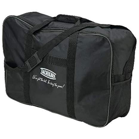 add4bafb93 Image Unavailable. Image not available for. Color  Tachikara TV 6 NYLON  VOLLEYBALL TEAM BAG BLACK