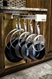 Glideware Pull-out Cabinet Organizer for Pots and Pans