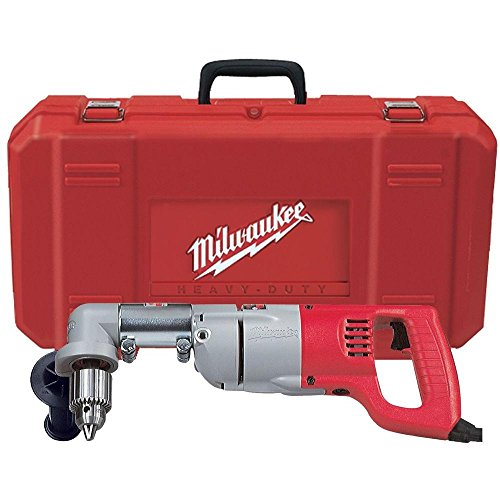 Milwaukee 3107-6 7 AMP Right Angle Drill for 4-5/8″ Bits