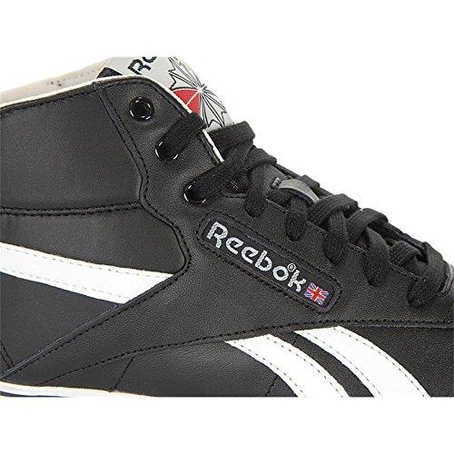 Reebok - CL Explimsole Mid - M43268 - Farbe: Schwarz - Größe: 42.0