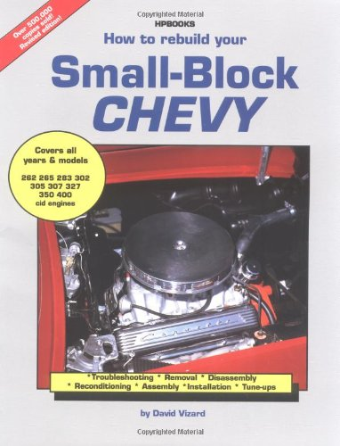 How to Rebuild Your Small-Block Chevy (Chevy Small Block Books compare prices)