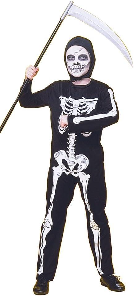 Rubies - Disfraz infantil de esqueleto, 5-7 años (Rubies 12507-M ...