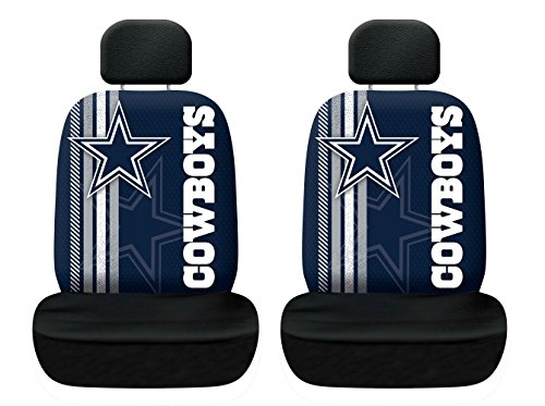 - Fremont Die NFL Dallas Cowboys Rally Seat Cover, One Size, Blue