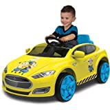 Despicable Me Minion 6V Ride On Speed Coupe