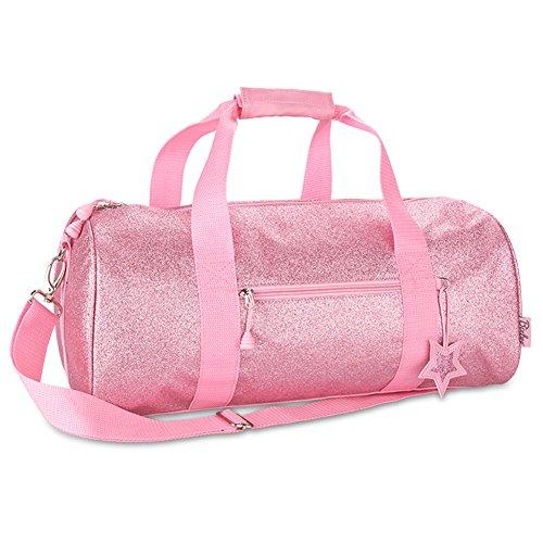 (Bixbee Sparklicious Duffle Bag, Pink, Large)