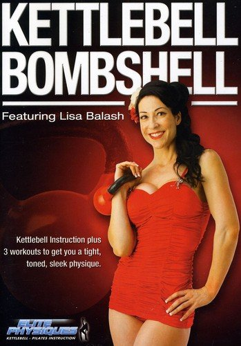 Kettlebell Bombshell with Lisa Balash (Kettle Bell Workout)