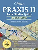 #4: Praxis II Social Studies (5081) Rapid Review Study Guide: Test Prep and Practice Questions for the Praxis 5081 Exam