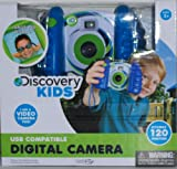 Discovery Kids Digital Photo and Viedo Camera-pink Style
