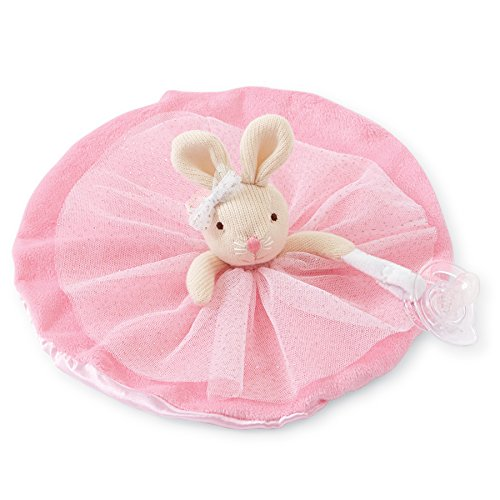 Mud Pie Princess Skirted Pacy Lovie, Bunny