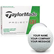 Taylor Made Project (a) Personalized Golf Balls