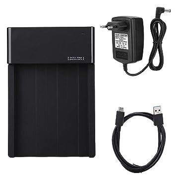 Estación de Acoplamiento de Disco Duro Externo USB C a SATA para ...