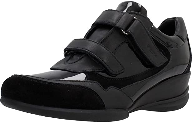 Geox D Persefone A, Sneakers Basses Femme: