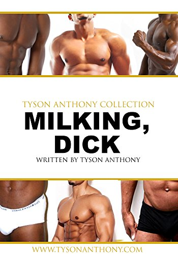 Gay black milking
