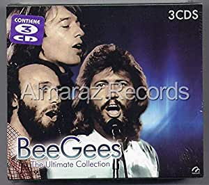 Bee Gees The Ultimate Collection 3cd Box Import