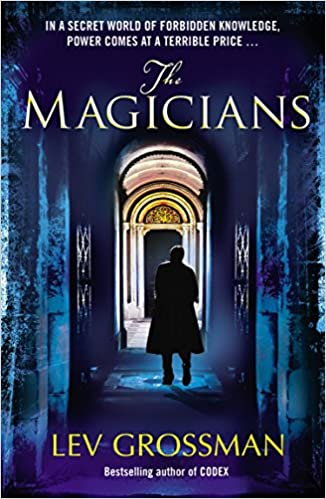 Image result for The Magicians book