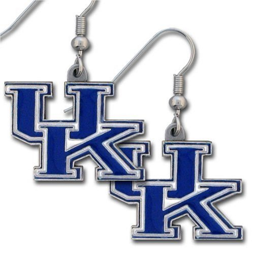 Light Wildcats Kentucky (NCAA Kentucky Wildcats Dangle Earrings)