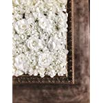 Blush-Blooms-Premium-Decorative-Flower-Panels-Handmade-with-Artificial-Silk-Flowers-Wall-Decor-Flower-Walls-Backdrops-Weddings-Bridal-Showers-Baby-Showers-and-Event-Decor-White