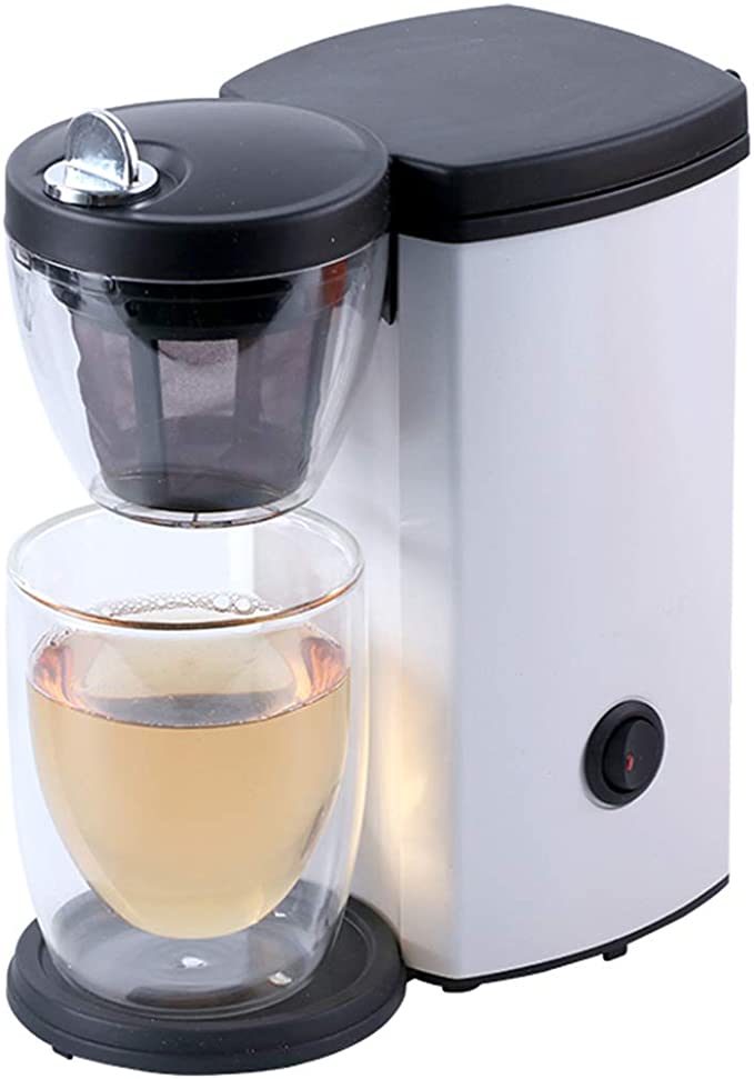 LTLWSH Máquina de Café, por 1 Taza 300W Cafetera de Filtro con ...