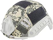 H World Shopping Outdoor Airsoft Paintball Tactical Military Gear Combat Fast Helmet Cover