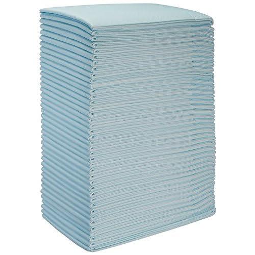 delicate Yommy 36 Pièces Tapis éducateurs pour Chiots super absorbants 50 x 40 cm
