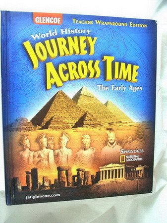 Journey Across Time: Early Ages, Teachers Wraparound Edition