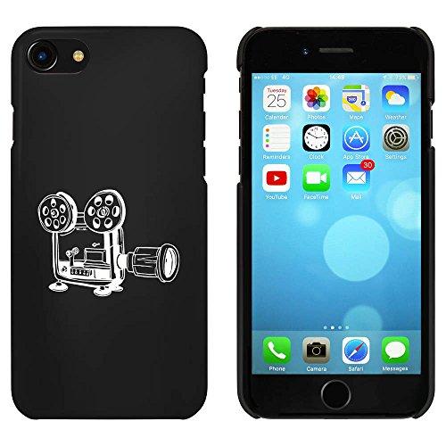Schwarz 'Weinlese-Film-Kamera' Hülle für iPhone 7 (MC00079329)