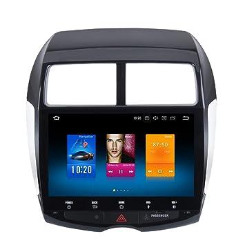 """Dasaita 10,2"""" 1 Din Android 8.0 Autoradio Radio de Coche Bluetooth Manos Libres"""