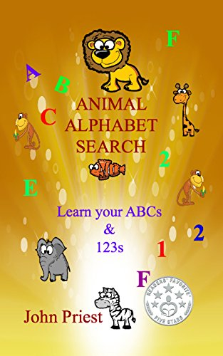 Animal Alphabet Search by John Priest ebook