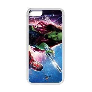 diy zhengCool-Benz guardians of the galaxy zoe saldana as gamora Phone case for Ipod Touch 4 4th