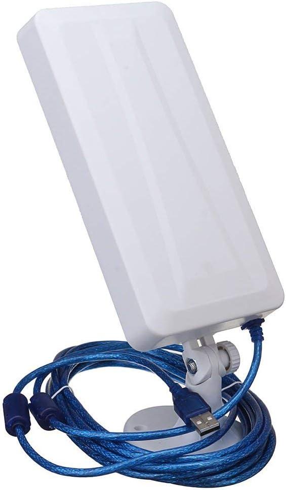 Abilieauty 2500M Wifi Largo Range Extender Inalámbrico Exterior Router Repetidor Antena Elevador WLAN Antena