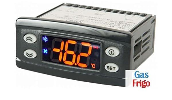 TERMOSTATO CONTROLLORE DIGITALE ELIWELL EWPlus 974 220V. REFRIGERAZIONE: Amazon.es: Industria, empresas y ciencia