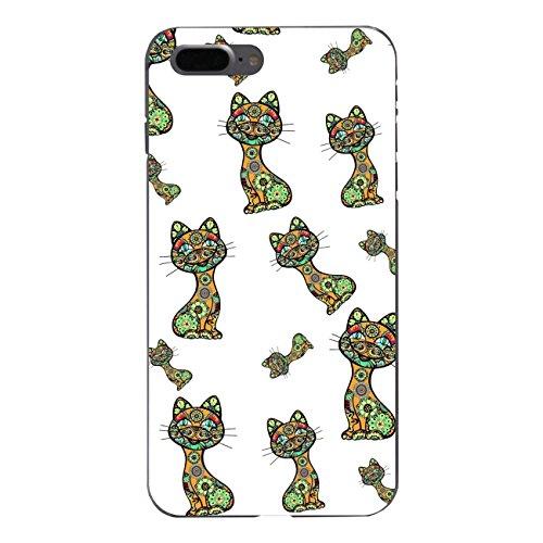 "Disagu Design Case Schutzhülle für Apple iPhone 7 Plus Hülle Cover - Motiv ""Lustige Katzen"""