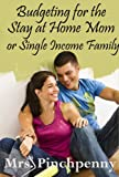 Budgeting for the Stay at Home Mom or Single Income Family (Mrs. Pinchpenny's Guide to Life)