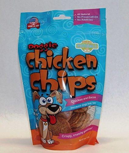 Natural Chicken flavor Chips Treats product image