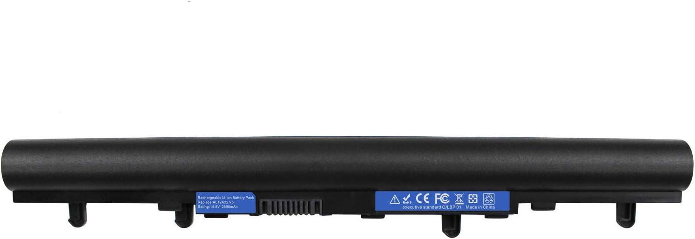 AL12A32 AL12A72 Laptop Battery Compatible with Acer Aspire V5 V5-431 V5-471G V5-551 V5-571 V5-571P V5-571-6726 V5-571P-6698 V5-431-4407 E1 E1-572 E1-510P E1-522 E1-532 E1-470P-6659 PC Batteries.
